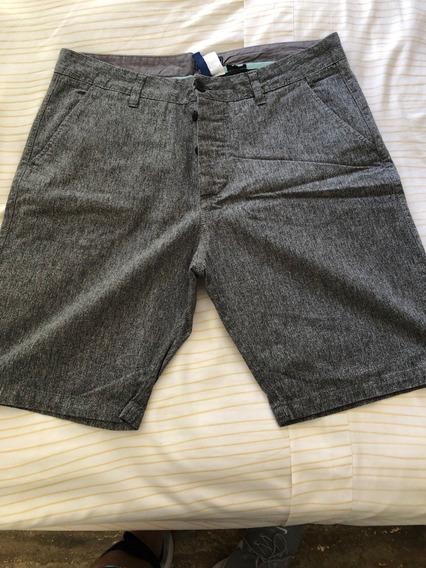 Short Pantalon H&m Divd Premium Hombre (talle 34)
