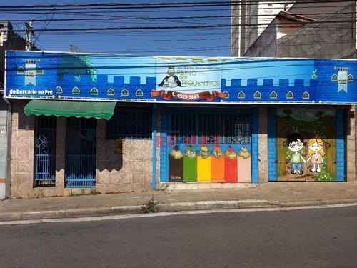 Casa Com 3 Dormitórios Para Alugar, 450 M² Por R$ 6.000,00/mês - Vila Augusta - Guarulhos/sp - Ca0040