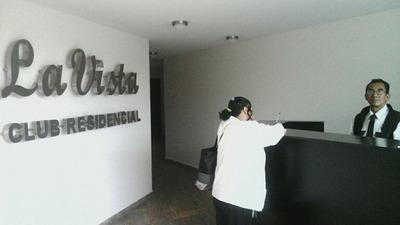 Rento Departamento Cda. Toluca, Cerca De Televisa San Angel