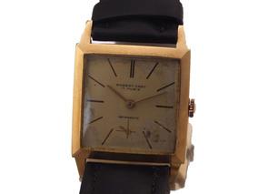 Relógio De Pulso Robert Cart Todo Em Ouro Maciço 18k J10935