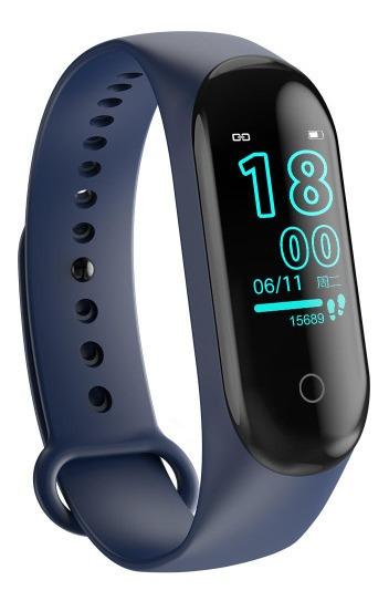 Relógio Smart Watch Inteligente Pressão Arterial Cardíaca