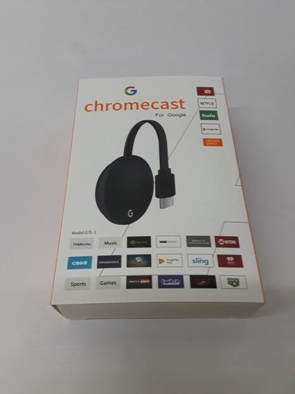 Chromecast 3ra Generación 25verdes