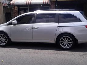 Honda Odyssey Exl 2013