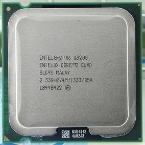Processador Intel Core 2 Quad Q8200 775 + 4gb Ddr2