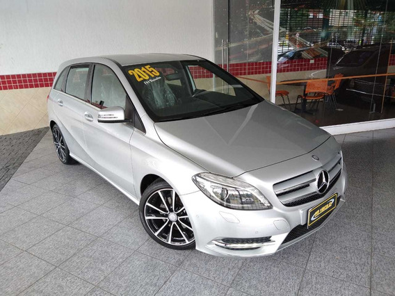 Mercedes-benz B 200 Turbo 1.6 16v Flex 4p Automatizado