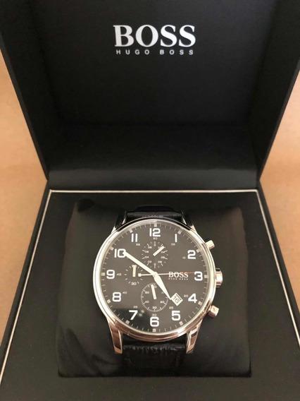 Relógio Hugo Boss Original Na Caixa