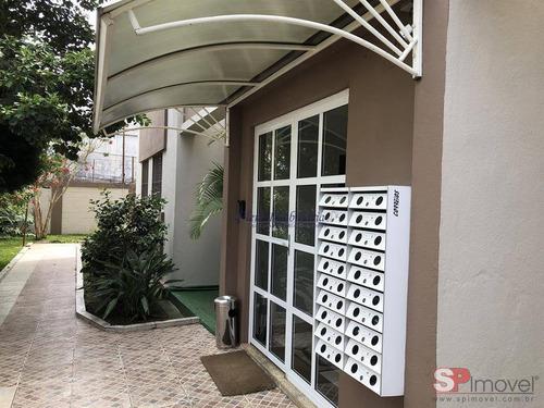 Apartamento Com 2 Dormitórios À Venda, 54 M² Por R$ 362.000,00 - Vila Guilherme - São Paulo/sp - Ap0720