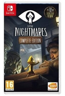 Little Nightmares Complete Edition - Juego Físico Switch