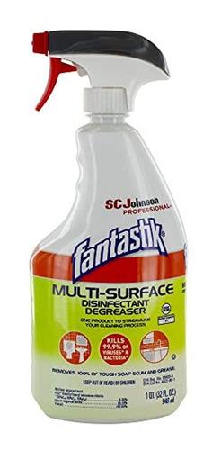 Desinfectante Multisuperficie. Marca Pyle