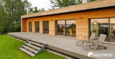 Construccion En Seco Casas Multipod Vivienda Paneles Sip