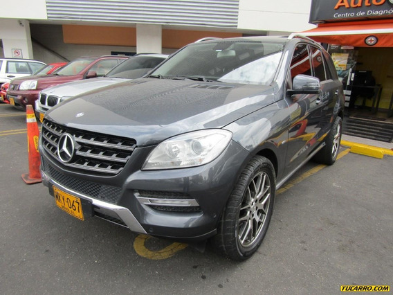 Mercedes Benz Clase Ml 250 Ml 250 Cdi 2.0 Tp