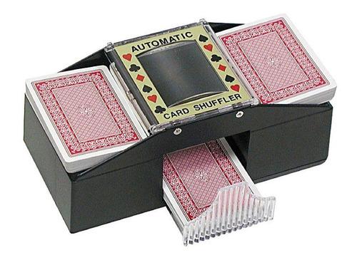 Barajador De Cartas Automático Para Poker Y Otros Juegos