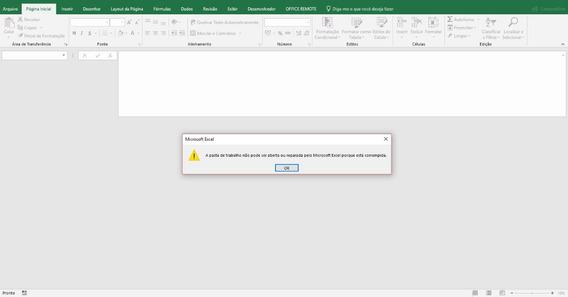 Recuperação De Planilhas, Recuperar Excel Corrompido