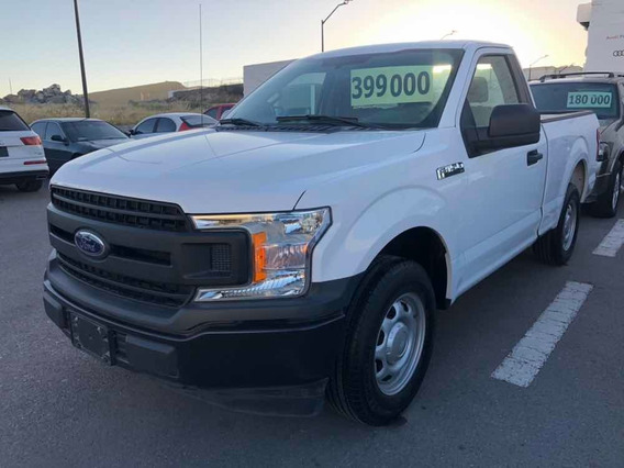 Ford F-150 3.5 Cabina Regular V6 4x2 At 2018