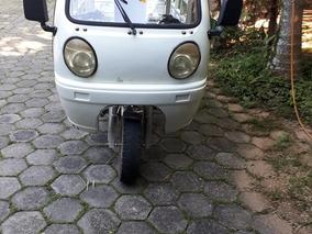 Motocar Triciclo Para Entrega De Gás - Água - Ração