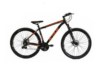 Bicicleta 29 Alumínio 24v Câmbios Shimano Freio Hidráulico