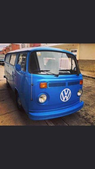 Volkswagen Combi Clásica
