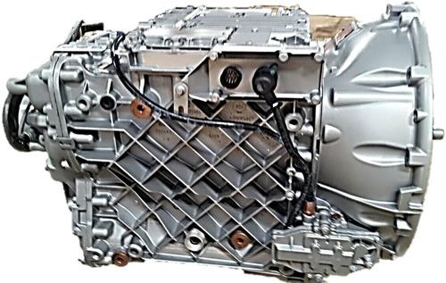 Caixa Ishift  Volvo Fh D13