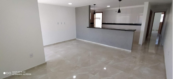 Linda Casa Em Itaipuaçu Com 2 Quartos E Churrasqueira - 532