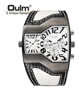 Cod 958 - Reloj Oulm Blanco - Joyas Margaret