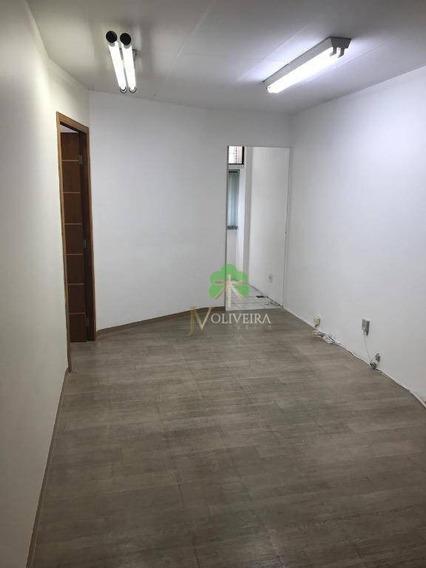 Sala Para Alugar, 54 M² Por R$ 2.000/mês - Moema - São Paulo/sp - Sa0031