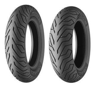 Cubiertas Yamaha Nm X 155 Michelin 130 70 13 Y 110 70 13