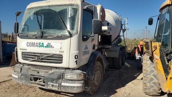 Camion Volvo Vm0260 Mixer