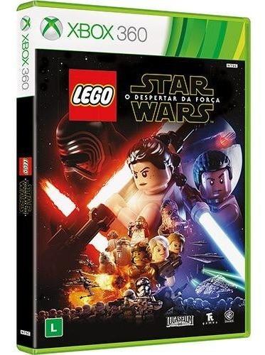 Lego Star Wars O Despertar Da Força (mídia Física) Xbox 360