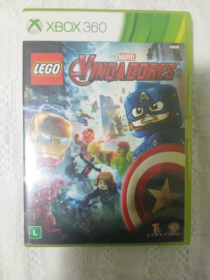 Lago Marvel Vingadores - Xbox 360 - Original