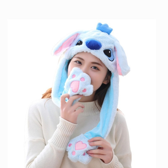 Gorro Stitch Orejas Movibles