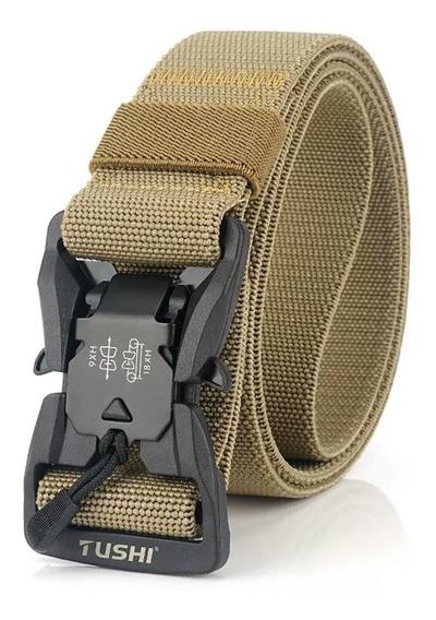 Cinturon Hombre Tactico Militar Ajustable