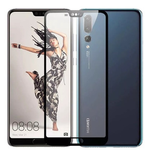 Vidrio Templado Alta Calidad 3d Huawei P20,p20 Lite,p20 Pro