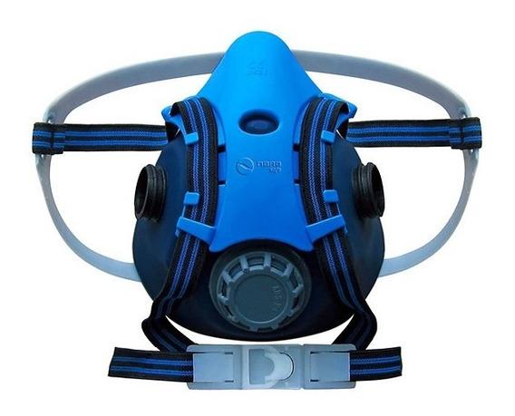 Respirador Nara Reusable Media Cara Doble Filtro
