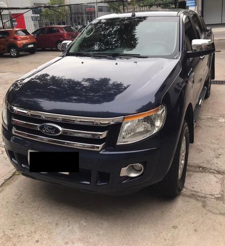 Ford Ranger Cd 4 X 2 2.5l Xlt