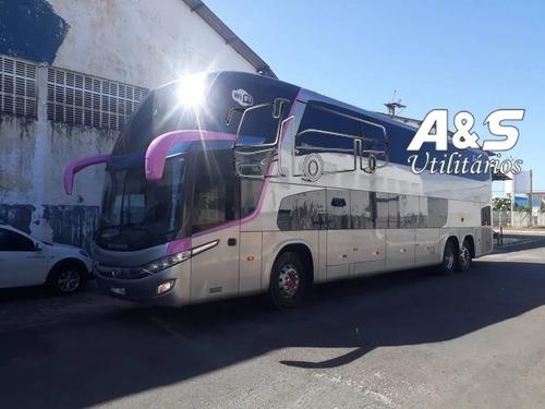 Imagem 1 de 4 de Marcopolo Dd 1800 2011 Scania Super Oferta Confira!! Ref.327