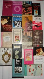 Mujeres Autoras Lote X 18 Libros Ideal Libreria Longchamps