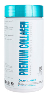 Premium Collagen Bioactive Peptides 120 Cápsulas - Cellgenix