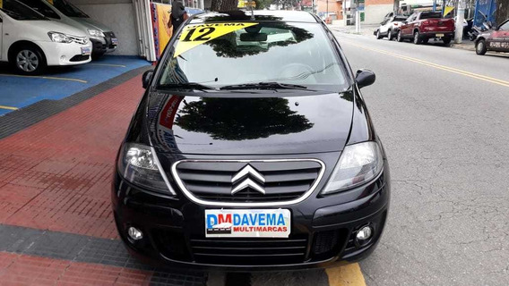 Citroën C3 Exclusive 1.4 8v (flex) 2012