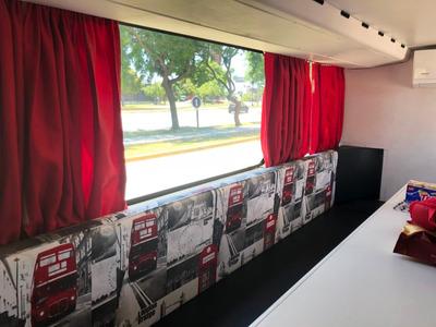 Motorhome Premiun En Alquiler Casilla Motorhome Rv Caravana