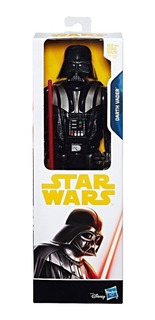 Darth Vader Figura Star Wars Original 30 Cm Hasbro