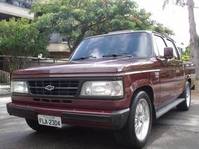 C20 Cab Dupla Completa De Tudo. Troc Opala Caravan Veraneio.