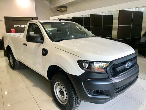 Ford Ranger Xl 2.2 Cabina Simple 4x4 0km As1