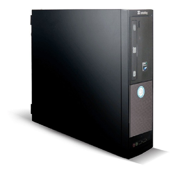Pc Semi Novo Itautec Sm3332 4gb 320gb Dvd