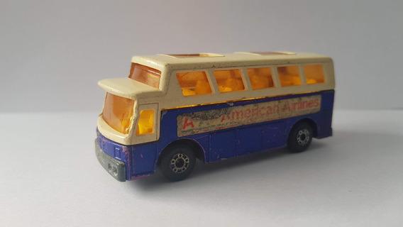 Matchbox Superfast N°65 - Airport Coach