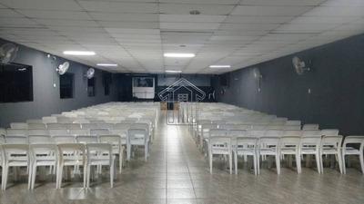 Prédio Para Venda No Bairro Jardim Irene,local Funciona Uma Igreja. 930 Metros. - 9789ad