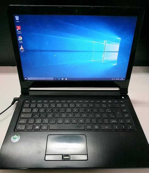 Ultrabook Positivo Master 14 I5 4200m 3.1ghz 500gb 8gb K710x