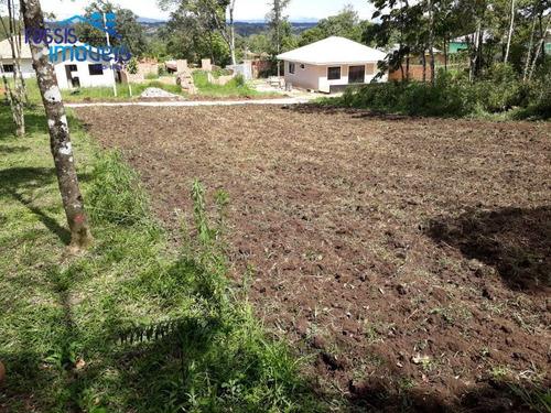 Vendo Lindo Terreno Santa Gema Rural  Levemente Caído Para Rua - 770
