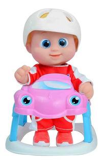 Bouncin Babies Little Baniel Caminador Muñeco Bebe Camina