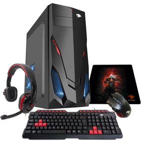 Pc Gamer G-fire Htg-315 Athlon 200ge 8gb Pv Vega 3 2gb Tb