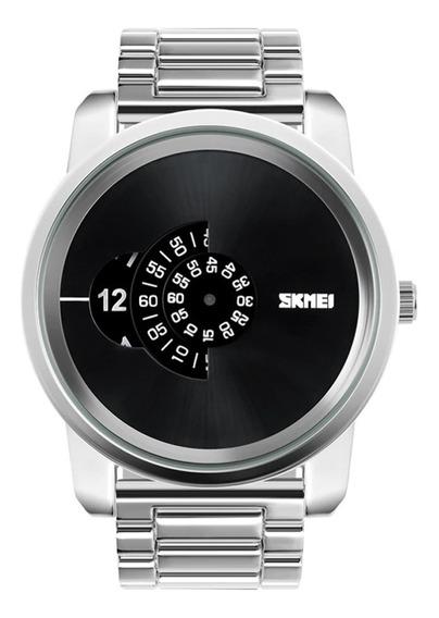 Relógio Masculino Skmei Analógico 1171 Prata